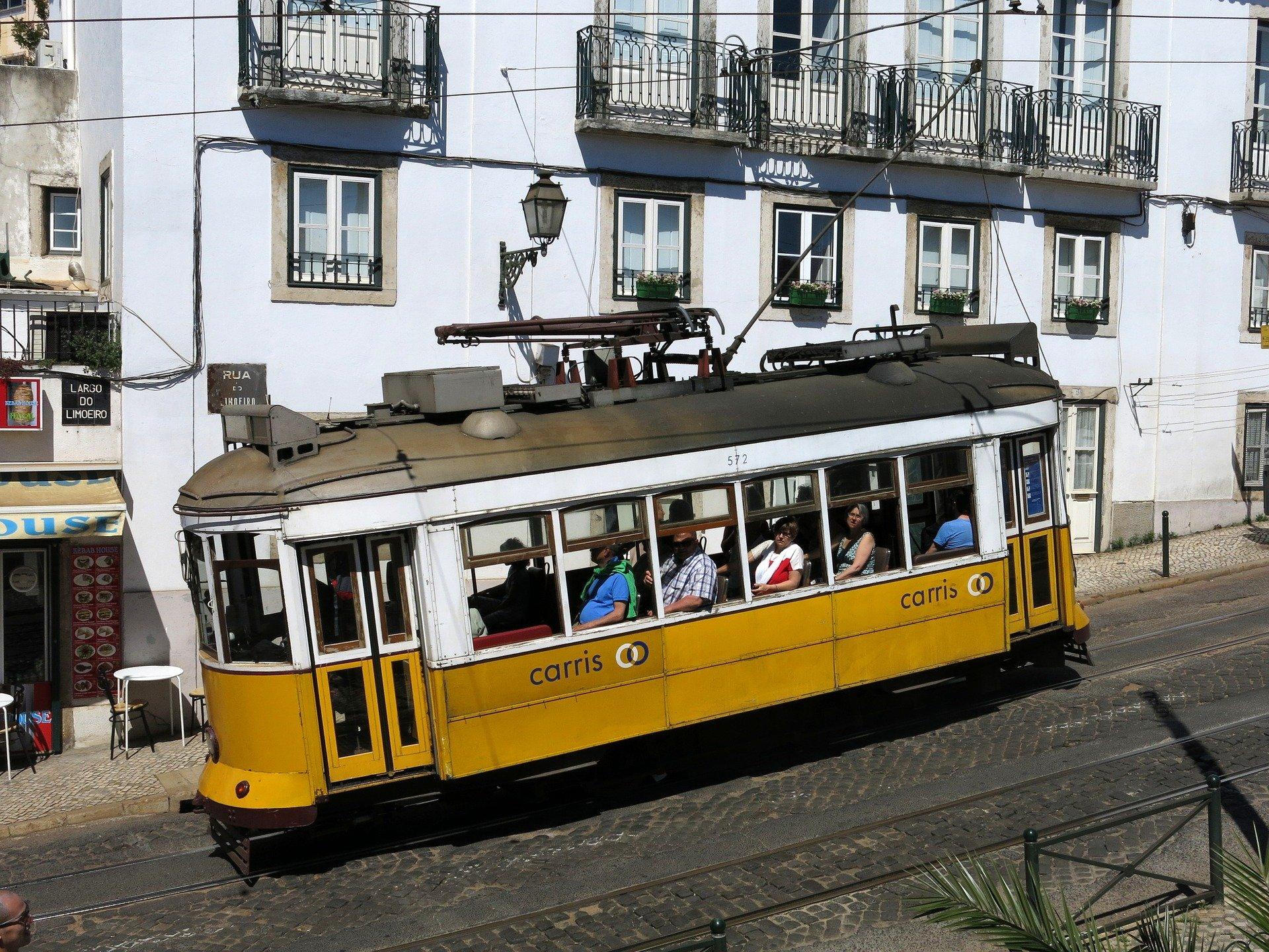 Маршрут 28 трамвая