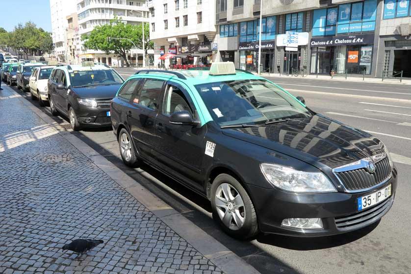 такси в алгарве