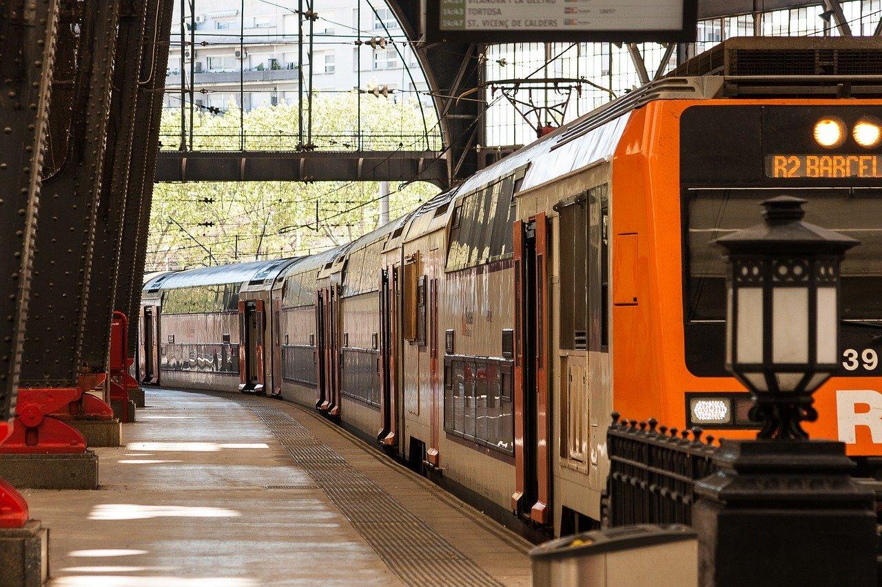 Поезд из Барселоны в Лиссабон