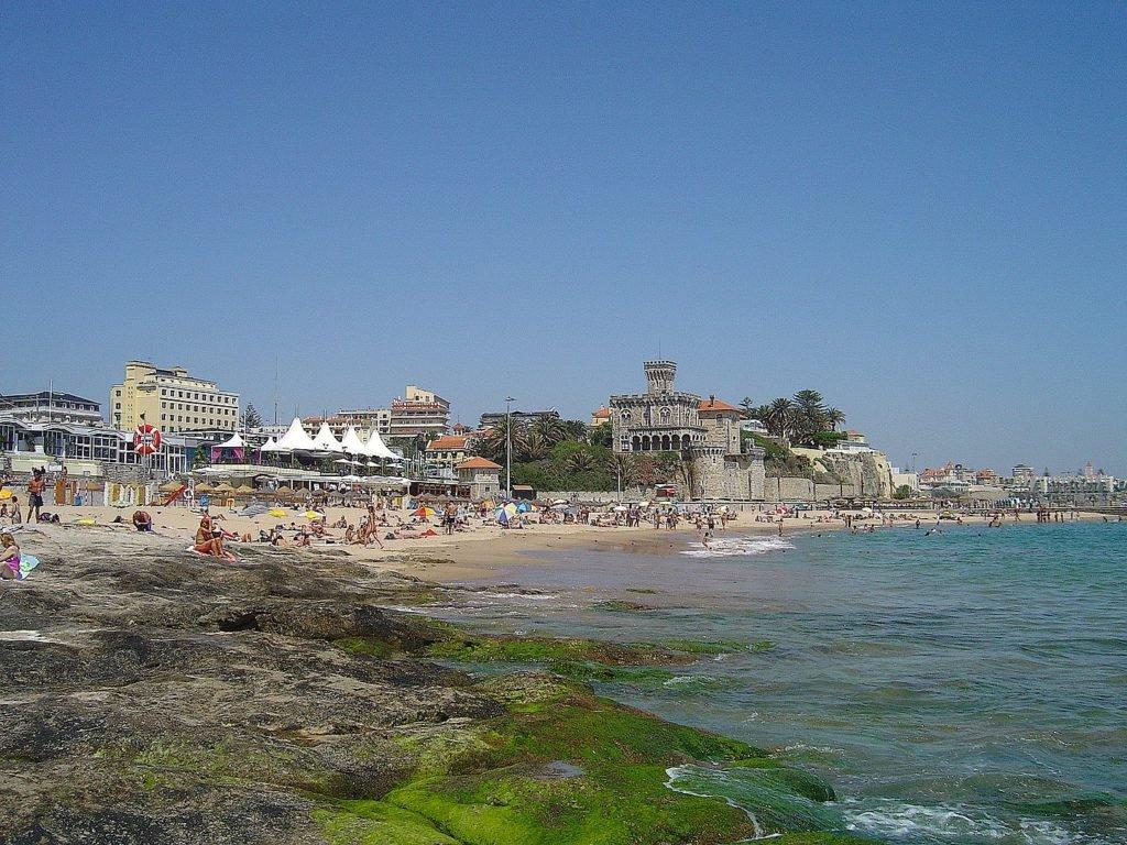 Пляж Тамарис