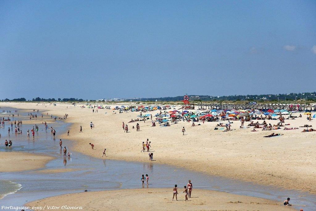 Пляж Илья да Тавира