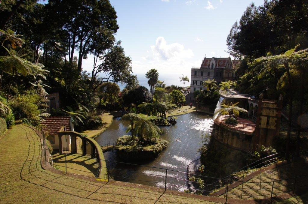 Сады монте Палас