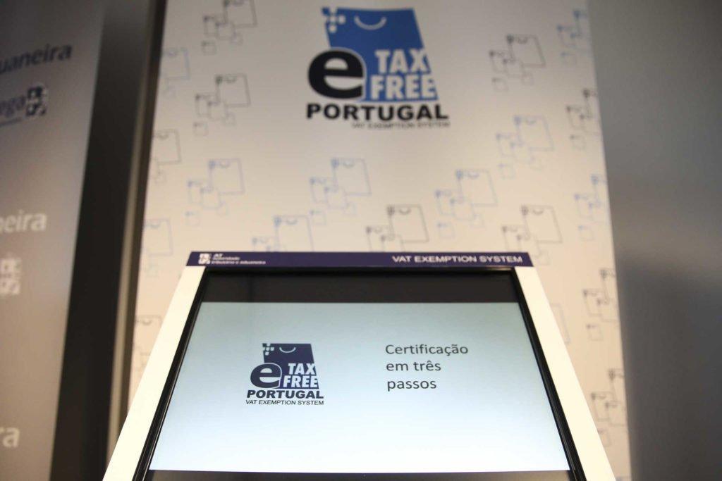 Такс фри в португалии
