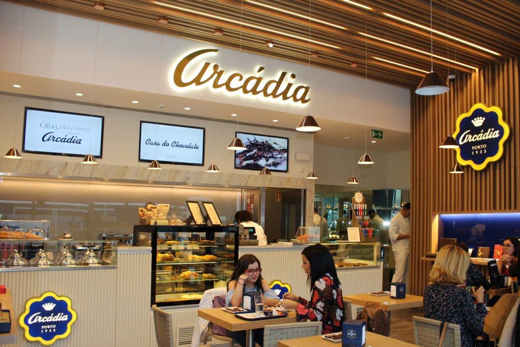 Магазин шоколада Аркадия