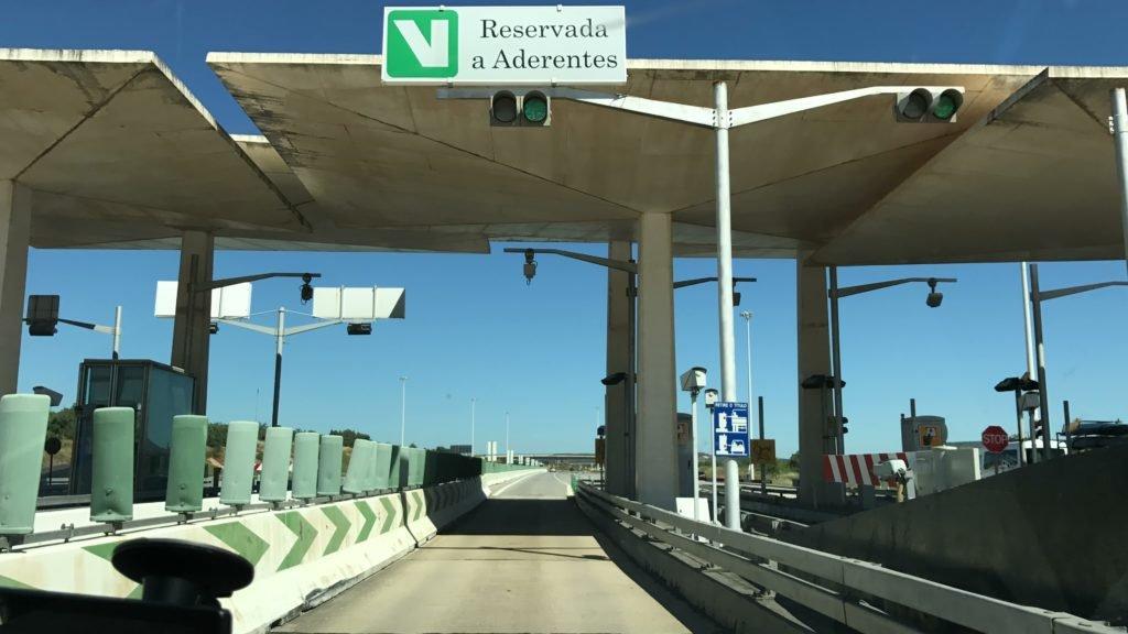 Платные дороги Португалии