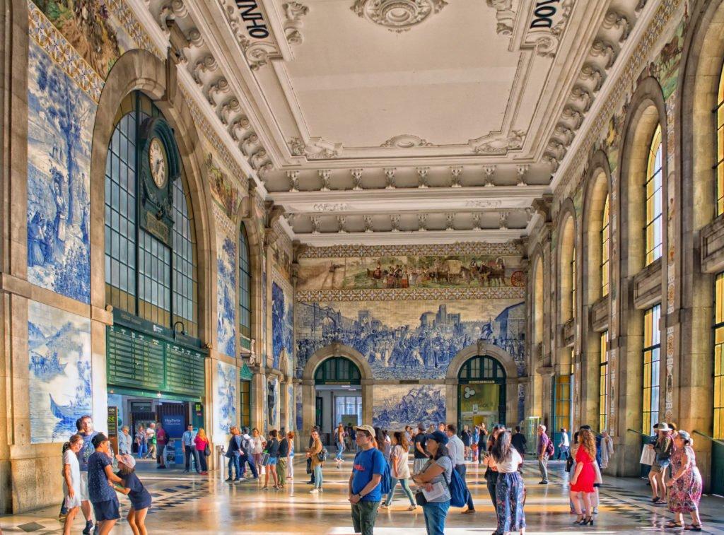 Вокзал Сан Бенто