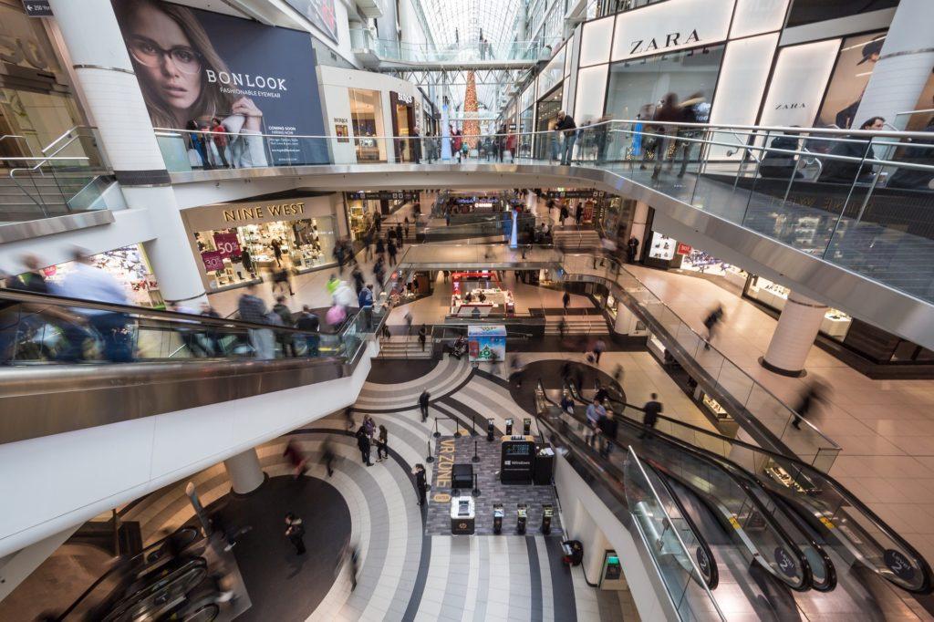 торговые центры с распродажами