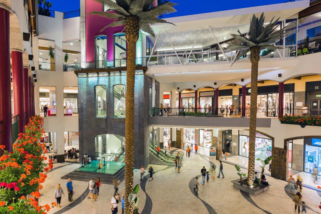 Торговый центр на Мадейре