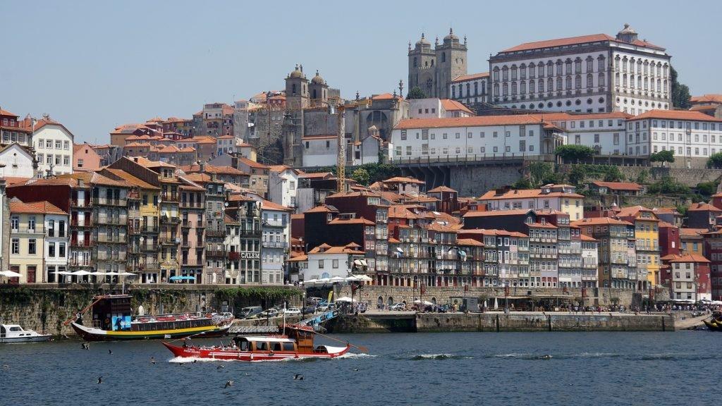 Достопримечательности Португалии в Порту