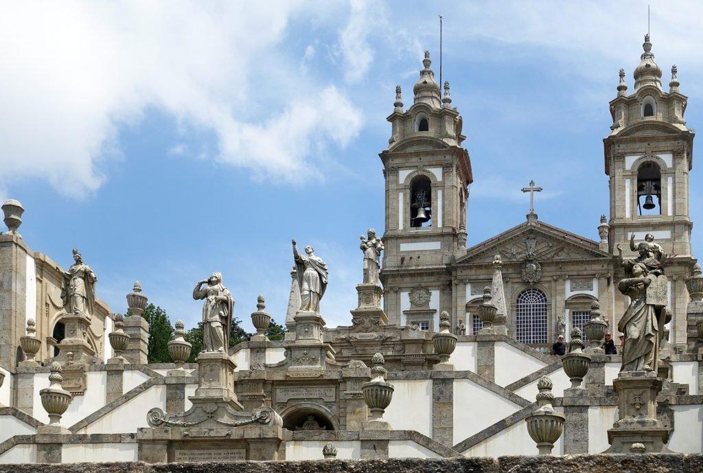 Монастырь в Браге