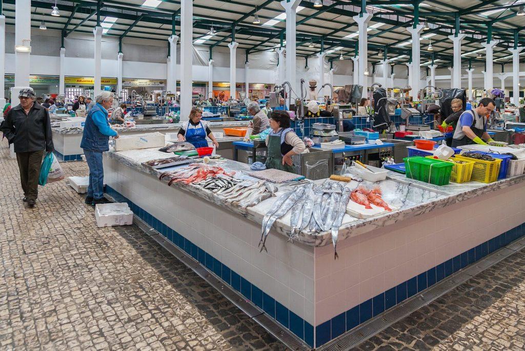 Муниципальный рынок Сетубал