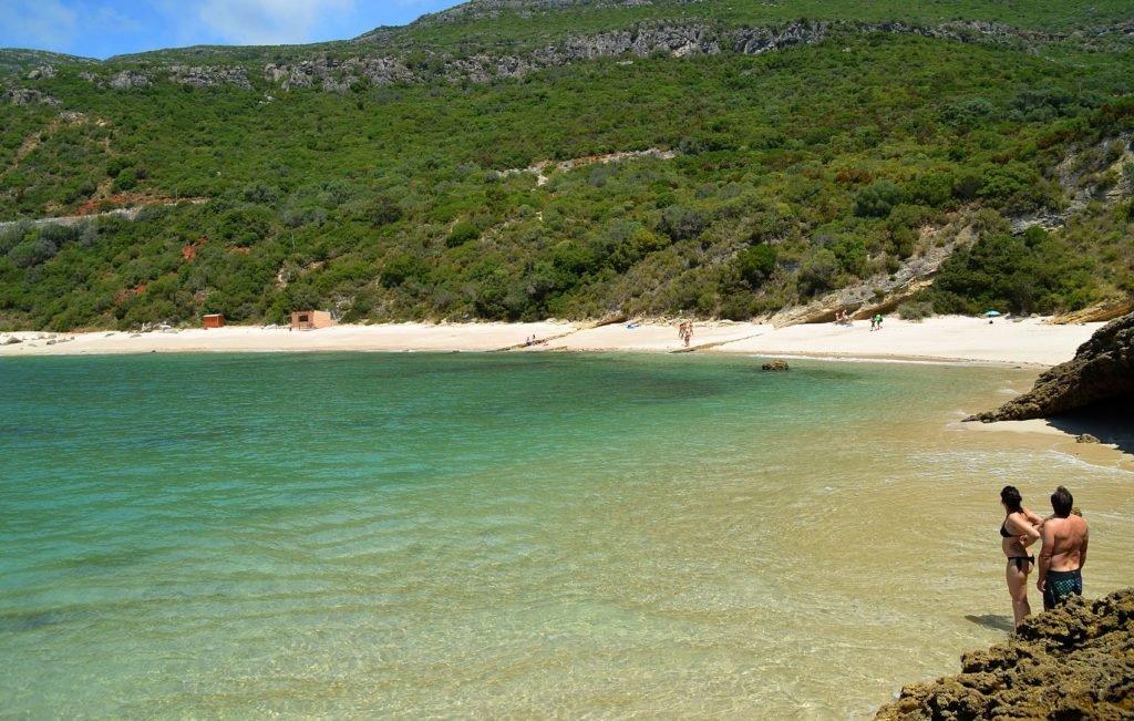 Пляж Галапиньюш