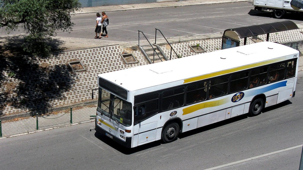 транспорт в Сетубале