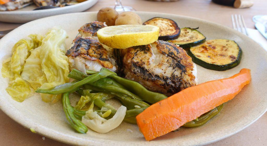 Блюда Португалии