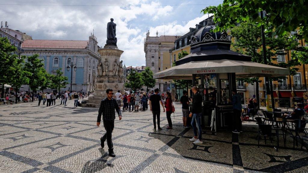 Лиссабон осенью