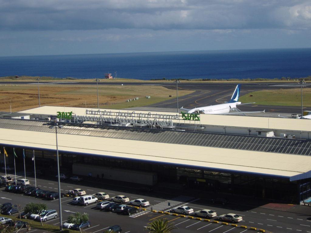 Аэропорт Азорских островов