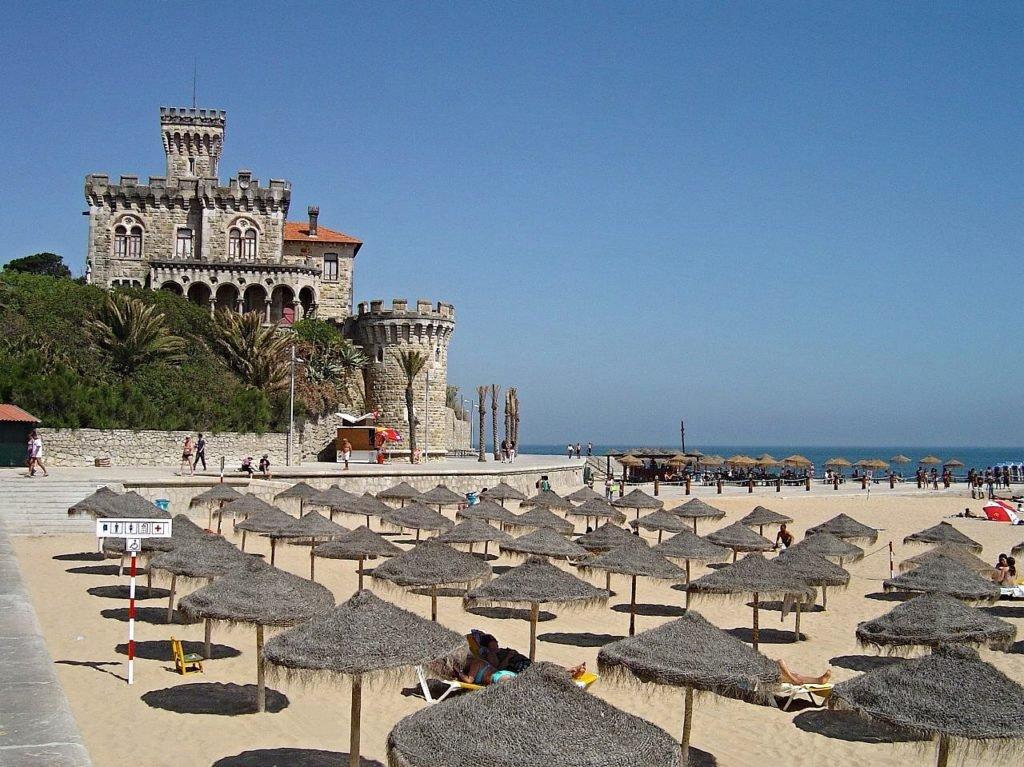 Пляж Тамариз
