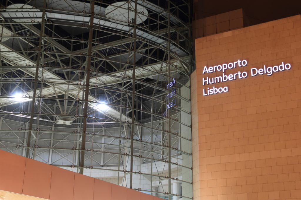 Лиссабонский аэропорт