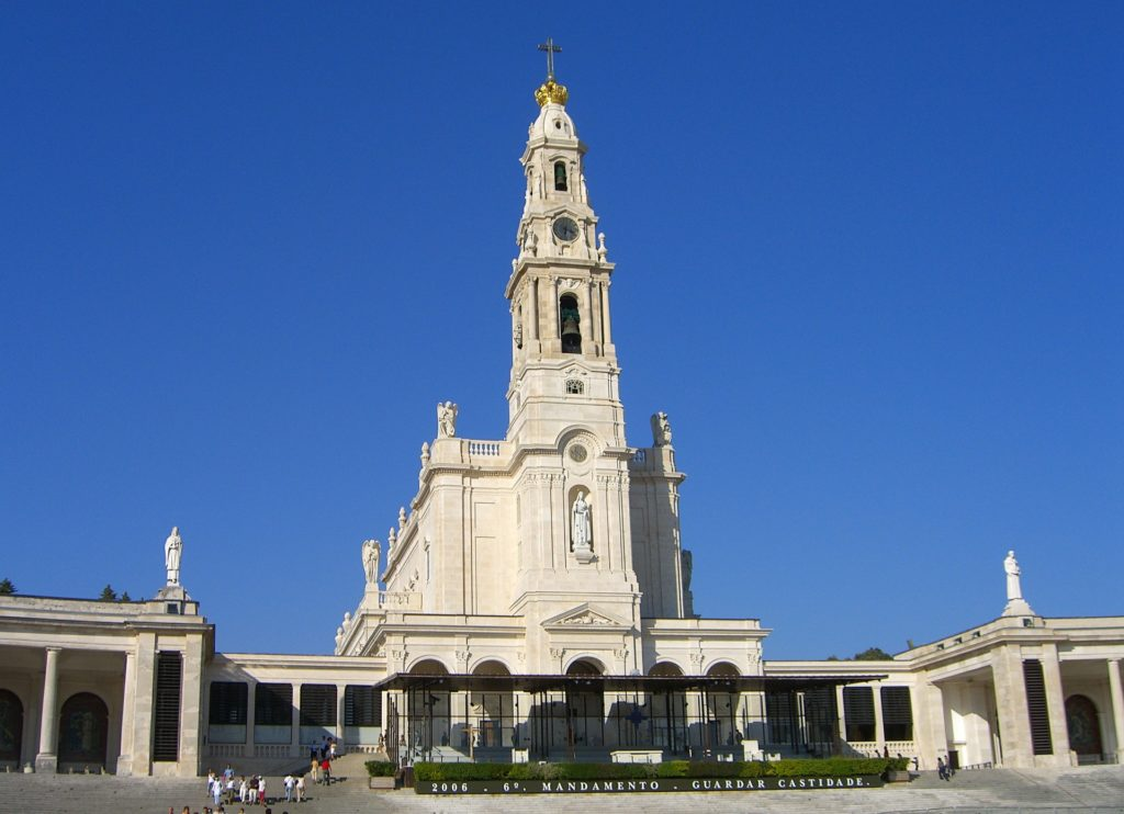 Базилика Фатимской Девы Марии Розария