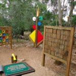 Интерактив для детей в парке