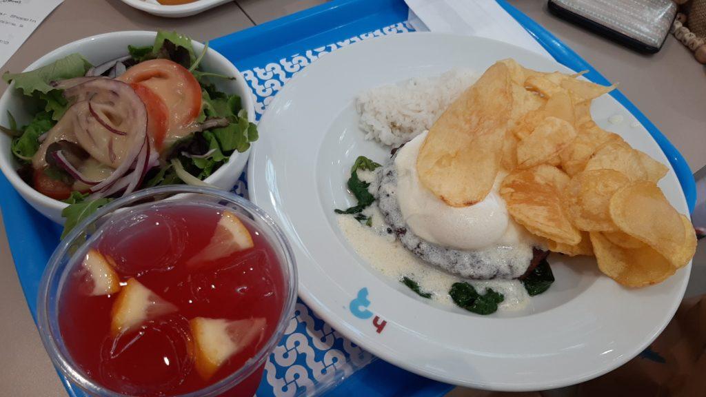Обед в португалии