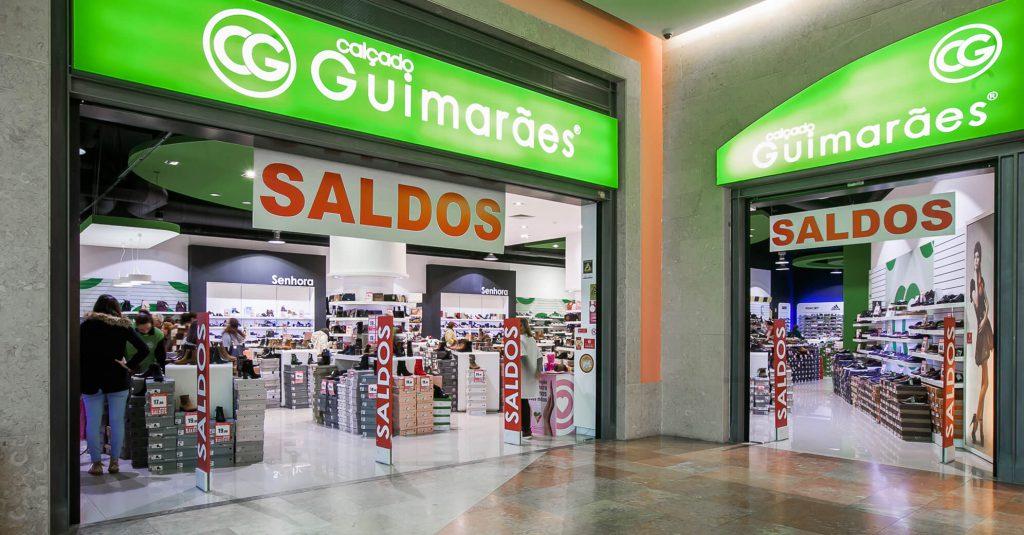 Обувной магазин Португалия